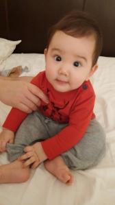 YUP...I'm 6 months already!